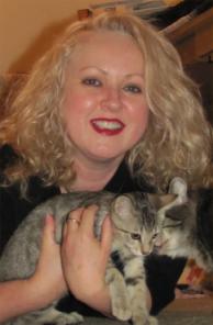 cat behaviorist Rita Reimers